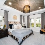 Master Suite - Carpet and Ceiling Accent by Florida Home Store