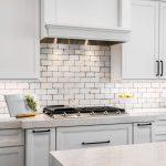 Shaw Antiqued Subway TG79C-178 3x6 Kitchen Backsplash - Aspect Cabinetry