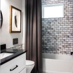 Shaw Antiqued Subway TG79C-158 Shower Wall