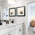 Bathroom Vanity - Aspect Maple Tundra Lancaster