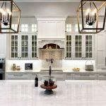 Cambria Ironsbridge Quartz, Shiloh cabinetry