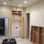 St. Johns County Jacksonville Florida remodel in progress